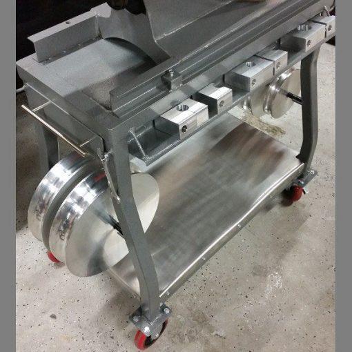 pipe bender cart