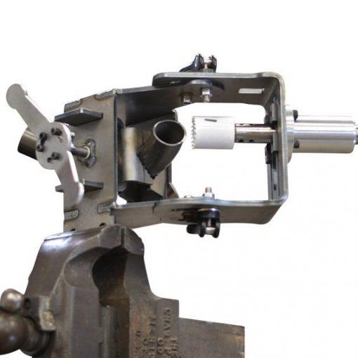 Versanotcher tubing notcher and pipe notcher tool