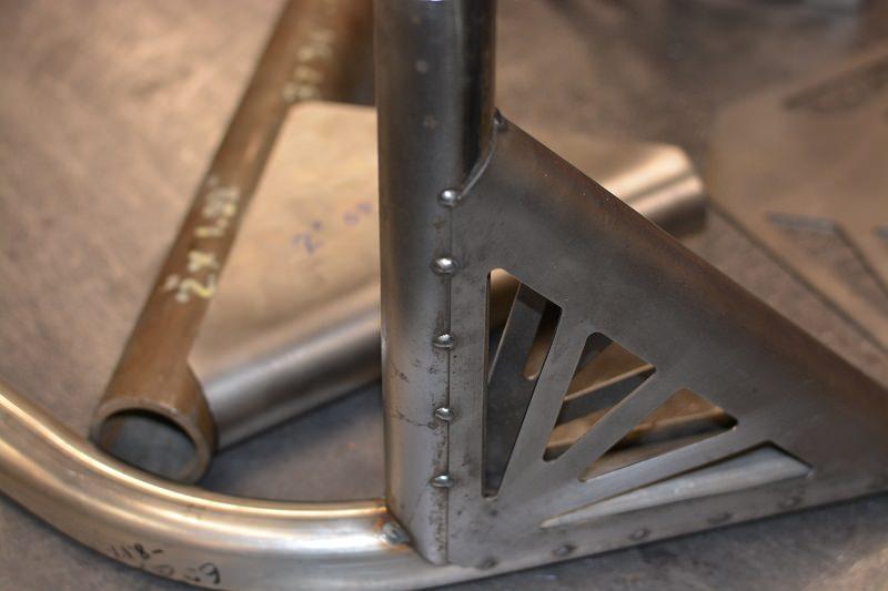 Gusset Press Brake Taco Die Rogue Fabrication