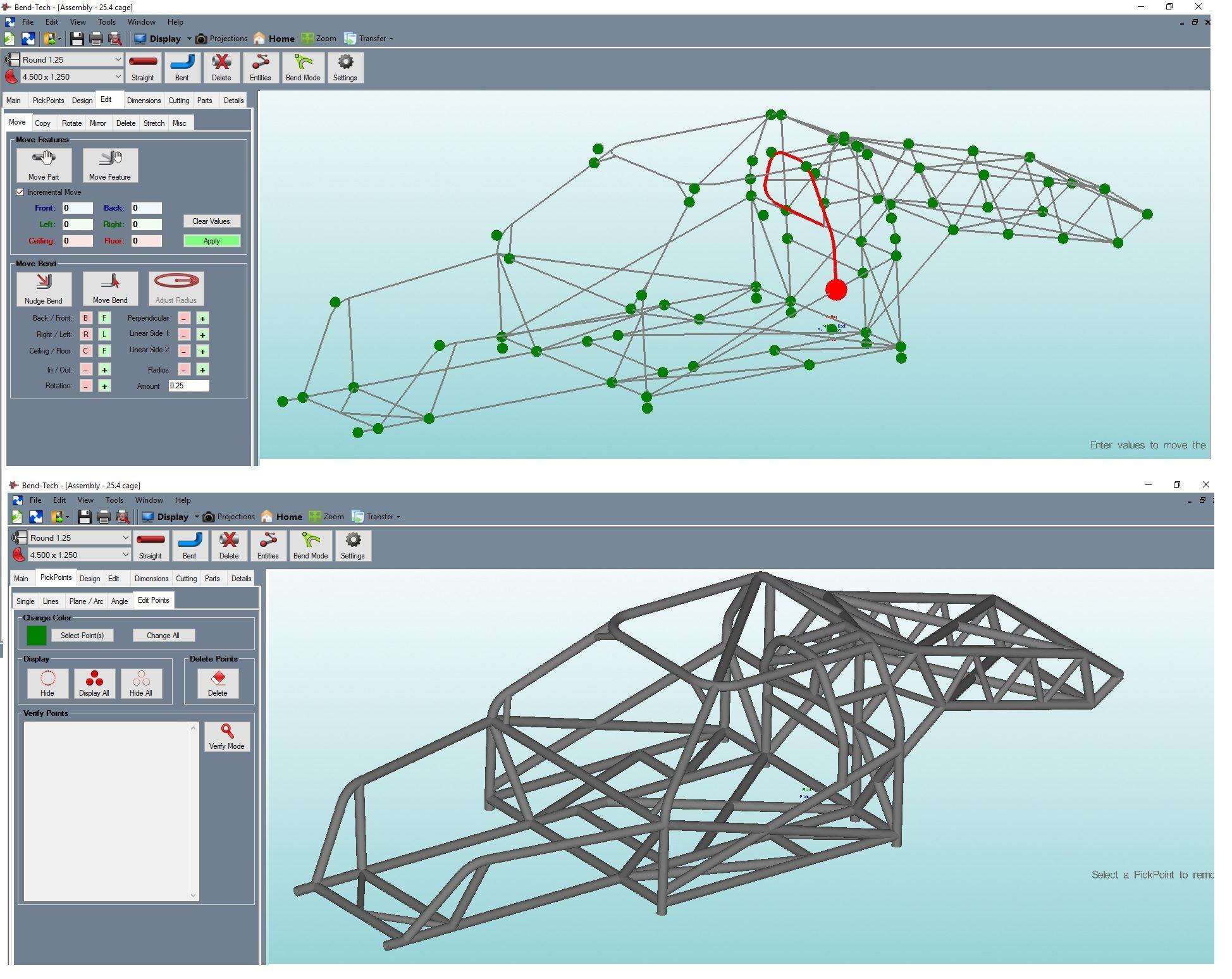 Bend ...  sc 1 st  Rogue Fabrication & Bend Tech Tube Bending Software - Rogue Fabrication