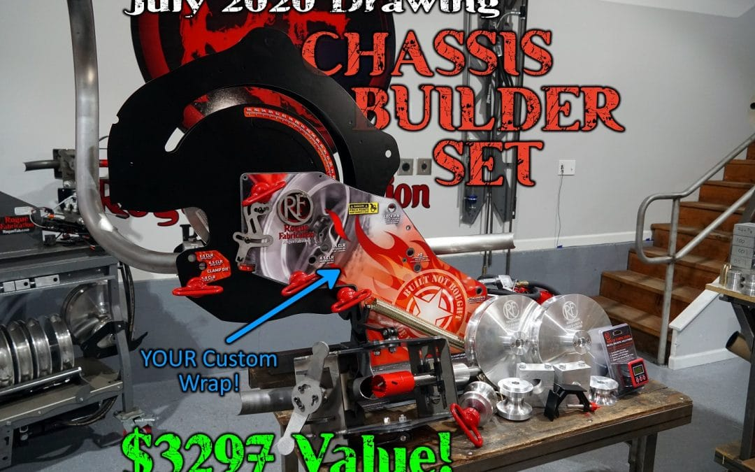 July 2020 Drawing – CHASSIS FAB PKG!