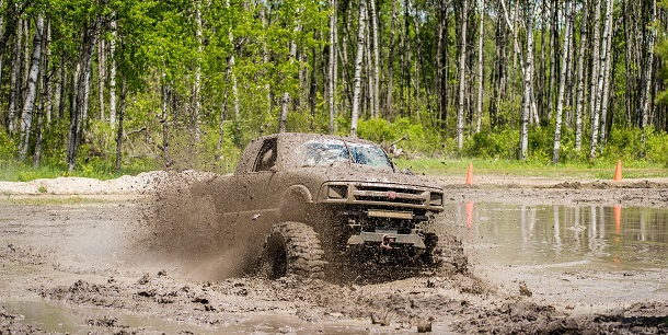 Off Road Mudding