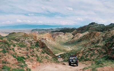 Off-Roading 101 – Driving Tips and Equipment