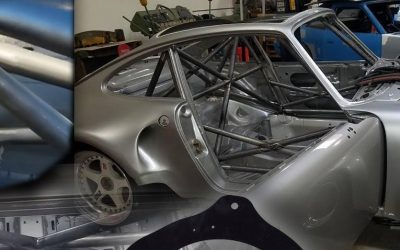 The Ultimate Guide to Roll Cage Design & Fabrication